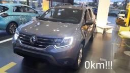 Título do anúncio: Renault Duster 1.6 Hi-Flex 16V Mec