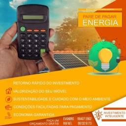 Título do anúncio: Sistema de Energia Solar