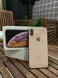 iPhone XS gold 64gb Vitrinni ( 3 meses de garantia )
