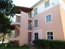 Apartamento com 2 dormitórios para alugar, 46 m² por R$ 1.200,00/mês - Parque Villa Flores