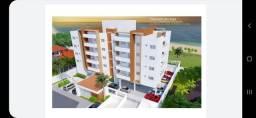 Oportunidade  apartamento vista mar, 2 vagas de garagem, novo !!