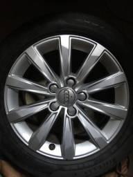 Vendo rodas 5x112 Originais do Audi 16?