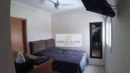 Lindo Apartamento com 2 dormitórios à venda, 56 m² por R$ 249.500 - Residencial Bosque dos