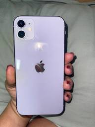 iPhone 11 de 128gb Lilás