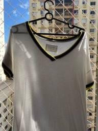 2 Blusas femininas; Marca: Shoulder