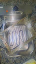 Título do anúncio: Fritadeira eletrônica 5lt