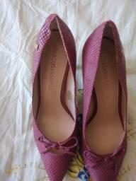 Título do anúncio: Belos sapatos
