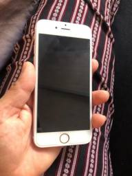 iPhone 6s 128gb rosê