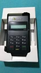 Título do anúncio: Máquina cartão de crédito e débito  - Pag seguro.