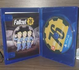 Fallout 76 - ps4 (novo)