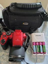 Título do anúncio: Câmera Fujifilm FinePix S8200