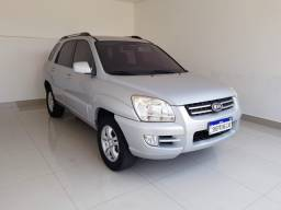 Título do anúncio: Kia Sportage - 2008 2.0 LX 4X2 Gasolina 4P Automático