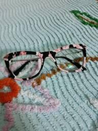 Armação Óculos Floral