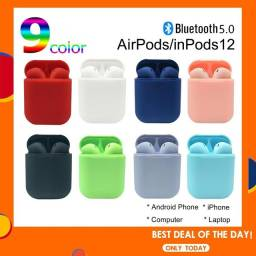 Fones de ouvido Inpods 12 wireless