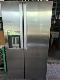 Refrigerador Brastemp Ative Side by Side - Com Defeito