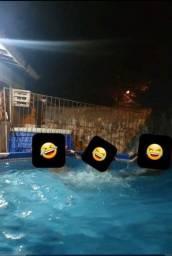 Vendo piscina intex 7000 litros
