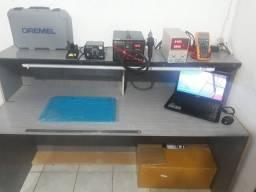Assistencia técnica completa(celular e informática)TUDO NOVO