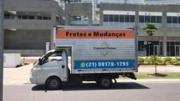 Empresa de Fretes e Mudanças - Barra da tijuca