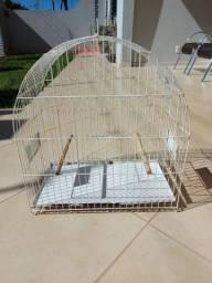 gaiola para canario