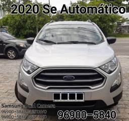 EcoSport 2020 Automático 1.5 Igual a zero !!!!