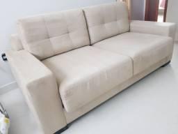 Título do anúncio: Sofá retrátil com design moderno.