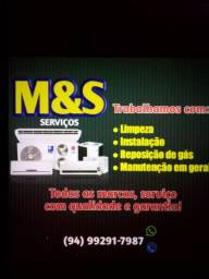 MS Refrigeração está  com promoções