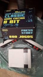 Mini clássic 800 jogos de nitendinho
