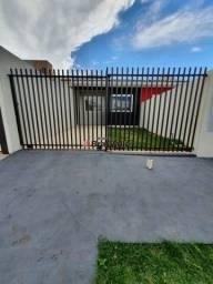 Casa à venda com 2 dormitórios em Florais do paraná, Cascavel cod: *94