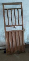 Título do anúncio: Porta de madeira