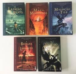 Percy Jackson - Coleção Completa