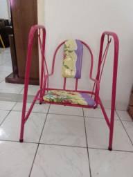 Vendo uma cadeira de balanço
