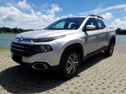 Fiat Toro 2.4 Tigershark 2018 Freedom Automatica AT9 Flex Único Dono