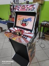 Aluguel locação Fliperama arcade bartop para eventos festas, buffets por diária ou mensal