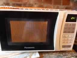 Troco microondas por uma máquina de costura