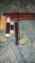 Flauta doce contralto Aulos 709 BW