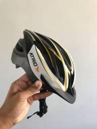 Capacete para bike Àtrio novinho