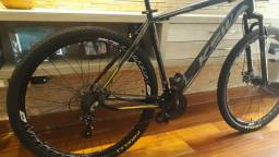 Bicicleta MTB quadro 21 12x s juros