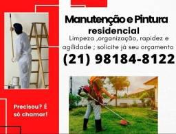 Título do anúncio: Manutenção Residência de qualidade
