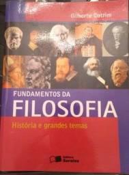 LIVRO DE FILOSOFIA PARA VESTIBULAR E ENEM (PLASTIFICADO)
