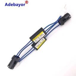 Título do anúncio: Resistor T10 pingo 2Pçs  Apaga De Vez o Erro no Painel Causado Por LED sem Corta Fios