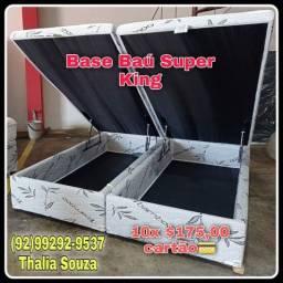 Título do anúncio: //Base Baú tamanho Super King *Promoção* frete grátis Manaus !!