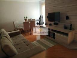 Apartamento com 2 dormitórios à venda, 69 m² por R$ 310.000,00 - Parque Industrial - São J