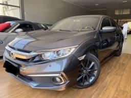 Título do anúncio: Honda new Civic 2.0 EXL flex automático 2020