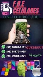 F.R.E CELULARES O SEU FUTURO É AQUI!