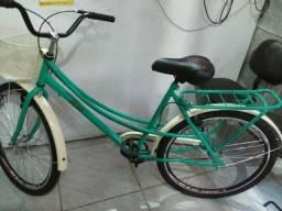 Título do anúncio: Bicicleta retrô nova com NF