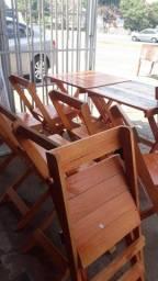 Título do anúncio: Cadeira dobravel madeira maciça pinus - fone * zap
