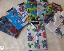 Camisas Tematicas