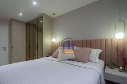 Apartamento no litoral com 2 dormitórios à venda, 101 m² por R$ 735.000 - Canto do Forte -