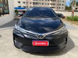 Título do anúncio: Toyota Corolla com GNV