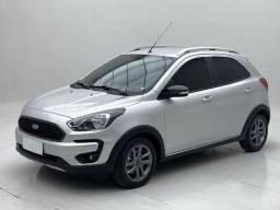 Título do anúncio: Ford KA Ka 1.5 FreeStyle 12V Flex 5p Aut.